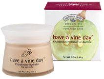 Nature's Gate Have A Vine Day Chardonnay Daytime Hydrator