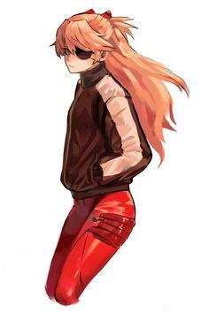Asuka ↩それはすぐに私は行くべきであ☾る。 ∑(O_O;) ☕ upload is LG G5/2018.12 with ☯''地獄のテロリスト''☯ (о゚д゚о)♂ Neon Genesis Evangelion, Character Inspiration, Character Art, Character Design, Anime Manga, Anime Art, Evangelion Shinji, Asuka Langley Soryu, Mecha Anime