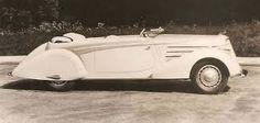 1935 Renault nerva Sport L & M