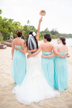Lisa & Steve's gorgeous wedding at Villa Montana Puerto Rico