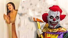 New 2016 Killer Clown Scare Pranks