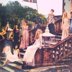 Bridesmaid dresses, wedding party photos inspiration