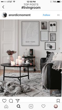 99 Simple Scandinavian Interior Design Ideas For Living Room - - Scandinavian design is all about being calm, simple, pure and yet being fully functional. Scandinavian design emerged in the and became popular . Home Living Room, Interior Design Living Room, Living Room Decor, Bedroom Decor, Bedroom Modern, Design Bedroom, Wall Decor, Living Room Inspiration, Interior Design Inspiration