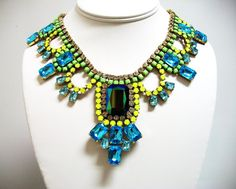 MADE TO ORDER Bib Necklace Deposit Only by TrendBoutique on Etsy, $100.00