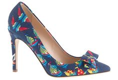 Foot Prints: 50 Perfect Pairs of Patterned Shoes