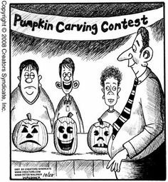 More Sunday Halloween Funnies | Focused Distortion