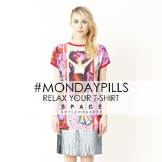Relax your t-shirt