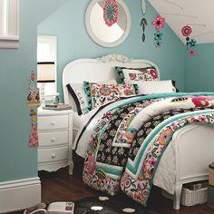 Inspiração para quarto de menina
