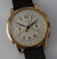 Vintage Watches Collection : That Time I Almost Bid On A Watch With A Redone Dial, Didn't, And Now Wish I Had - Watches Topia - Watches: Best Lists, Trends & the Latest Styles High End Watches, Fine Watches, Cool Watches, Unique Watches, Wrist Watches, Armani Watches For Men, Gentleman Watch, Authentic Watches, Expensive Watches