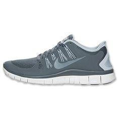 Women's Nike Free 5.0+ Running Shoes| FinishLine.com | Armory Slate/Armory Navy