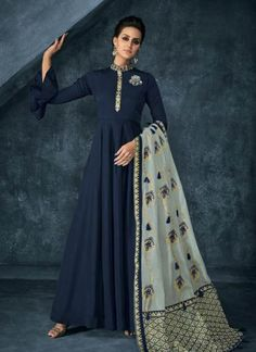 c3941ad3e71  Gowns  Ethnicwear  Designer  PartyWear  Latest  Designs  Wholesale   Collection