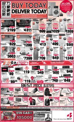 Straits Times Advert - 24 January 2014 Click here to view or zoom: http://go.bestdenki.com.sg/best-adverts/press-advert-24-january-2014