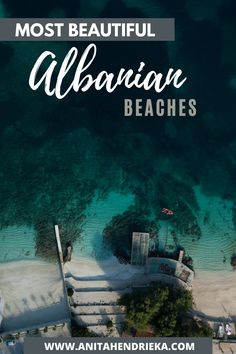 Want to know the best Albania beach destinations? Here you will find the best the best Albanian beaches including Ksamil, Saranda (Sarande), Vlora (Vlore), Dhermi, gjipe beach, Himare, drymades, Jale and more. Albania travel destinations are some of the best Balkan travel destinations.  If you're looking for incredible Europe bucket list destinations then choose Albania! Top travel tip: Some of the best beaches are located within the Albanian Riviera Albania Beach, Albania Travel, Visit Albania, Europe Travel Outfits, Europe Travel Guide, Travel Destinations, Travel Pictures, Travel Photos, Beautiful Beach Pictures