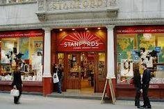 Stanfords - The World's Largest Map and Travel Bookshop - London, England Covent Garden, Highgate Cemetery, London Guide, London England, Travel Guides, Book Shops, Escapade, Bookstores, Union Jack