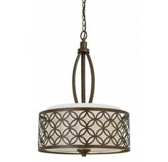 View the Triarch International 35102 Orion 3 Light Pendant at Build.com.