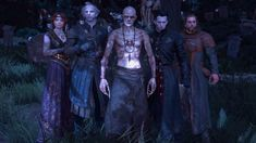 Higher vampires of Witcher 3 #TheWitcher3 #PS4 #WILDHUNT #PS4share #games #gaming #TheWitcher #TheWitcher3WildHunt