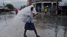 El ciclón, que es el más fuerte en el océano Atlántico en casi una década, ha causado nueve muertes en Haití y República Dominicana