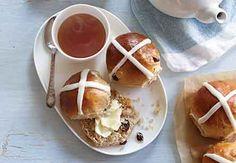 Easy Hot Cross Buns | King Arthur Flour