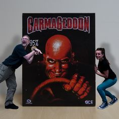 Win Carmageddon 1 box!