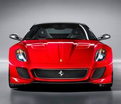 Nova Ferrari 599 GTO - meu velho queria uma nova, serve essa? :)