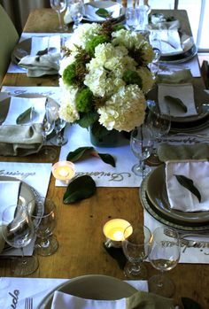 ::Thanksgiving table ideas::