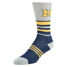 2ca6d9c969e50 80 Best Sport Socks: Michigan Wolverines images in 2018   Sport ...