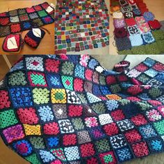 My favourite piece, though quite easily made. Homemade, Blanket, My Favorite Things, Crochet, Chrochet, Blankets, Crocheting, Diy Crafts, Carpet
