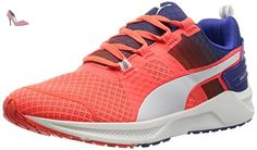 Puma Ignite XT V2, Chaussures de Running Entrainement Femme, Rouge (Red Blast/White/Royal Blue), 36 EU