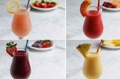 Kick Off Your Summer The Right Way With These 4 Frozen Sangrias