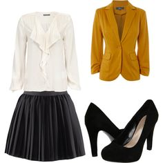 Teacher Clothes (except the shoes... unless there is a meeting)