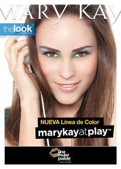 Mary Kay® at Play.  Right on Trend color for the young and the young at heart!  www.marykay.com/scarney.