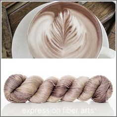 Expression Fiber Arts, Inc. - CAPPUCCINO SHIMMERING CASHMERE FINGERING, $44.32 (http://www.expressionfiberarts.com/products/cappuccino-shimmering-cashmere-fingering.html)