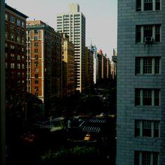 Cool light #NYC