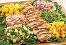 Asian Cobb Salad - The Pampered Chef® Salad Dishes, Food Dishes, Main Dishes, Dishes Recipes, Asian Seasoning, Seasoning Mixes, Summer Recipes, Great Recipes, Favorite Recipes