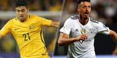 Germany vs Australia FIFA Confederations Cup 2017 Football match time in India with its broadcasting...