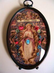 Saintly relics Gustav and Gayle blog