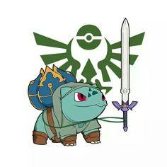 Pokémon x Link