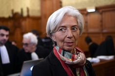 IMF chief Lagarde found guilty over French tycoon payment