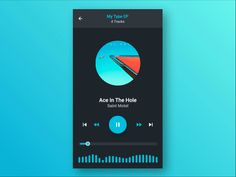I've been doing some motion design practice and study recently, and wanted to give myself a quick project to test my skills. Inspired by Hanna Jung's music player, I thought using a UI going from p...