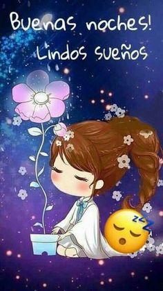 Pin by ana sanchez on good night sweet dreams Good Night Greetings, Good Night Messages, Good Night Quotes, Morning Quotes, Robert Kiyosaki, Tony Robbins, Gifs Disney, Good Morning In Spanish, Quotes Dream