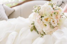 Soft Romantic Farm Wedding at Historic Cedarwood | Cedarwood Weddings
