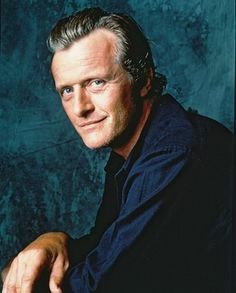 Rutger Oelsen Hauer (Dutch: [ˈrɵtxər ˈulsə(n) ˈɦʌuər]; 23 January 1944 – 19 July was a Dutch actor, writer, and environmentalist noted for his ability to infuse roles with both determined action and pensive intelligence. Dutch Actors, The Hitcher, Sean Young, Rutger Hauer, Yul Brynner, Burt Reynolds, Best Supporting Actor, Handsome Actors, Blade Runner