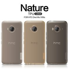 >> Click to Buy << NILLKIN Ultra Thin Transparent Nature TPU Case For HTC One Me M9e , S Line Clear TPU Soft Back cover For HTC One Me with package #Affiliate