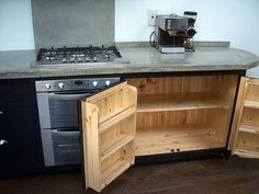 How to Give People an Impression that Your Kitchen is Larger?