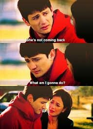 This scene gets me every time!!  Even though Nathan was what like 17 at the time you can really tell that he loves Haley with all his heart and she has his heart!!