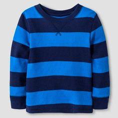 4b043ad49682 Toddler Boys  Henley Shirt Cat  amp  Jack™ - Nightfall Blue Henley Shirts