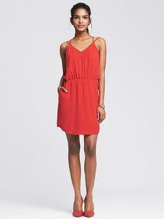 Strappy Cutout Dress