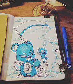 Smile – Source by Cute Disney Drawings, Cartoon Drawings, Animal Drawings, Cool Drawings, Cartoon Art, Graffiti Doodles, Graffiti Drawing, Graffiti Art, Character Drawing