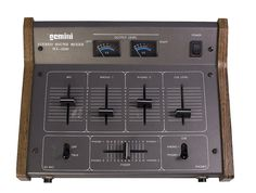 The first mixer I ever used Gemini it 1990 ALL battle DJ used this then. It was used in the movie juice had well. Recording Equipment, Dj Equipment, Mixer Dj, Omar Epps, Dj Gear, Vinyl Record Storage, The Dj, Stunts, Gemini