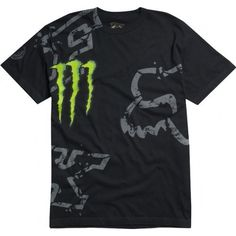 Fox Racing Monster RC Replica Downfall Mens Short Sleeve Sportswear T